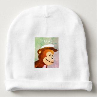 Makad o macaco urbano gorro para bebê