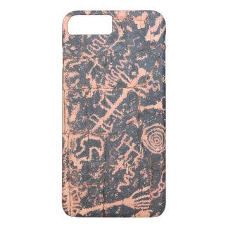 Mal lá Petroglyphs do sudoeste da capa de telefone