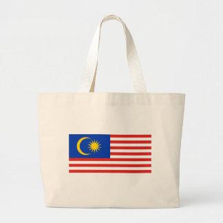 malaysia bolsa tote grande