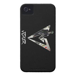Malcicous 7 capa para iPhone 4 Case-Mate