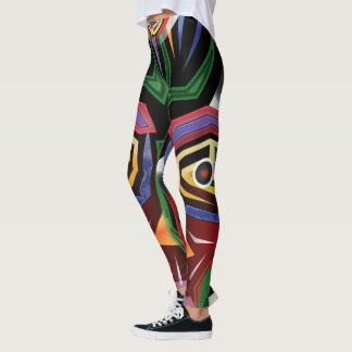 Malhação da tração leggings
