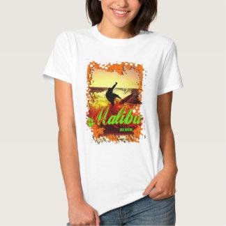 Malibu Beach.png T-shirts