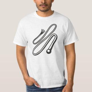 Malicia Chicote Camiseta