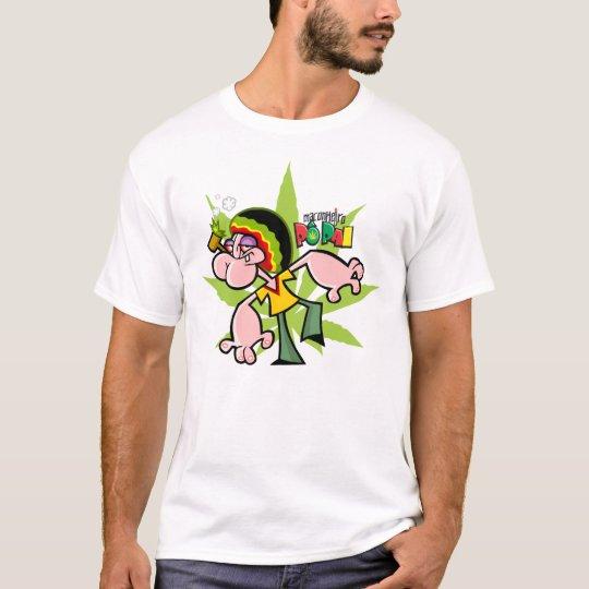 Maloqueiro Pô Pai Camiseta
