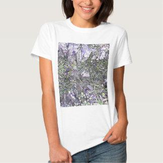 Malva claro Garden.png T-shirts