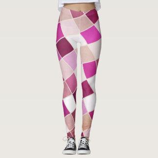Malva moderno leggings