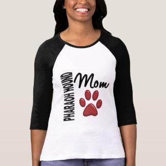 Mamã 2 do cão do faraó camiseta