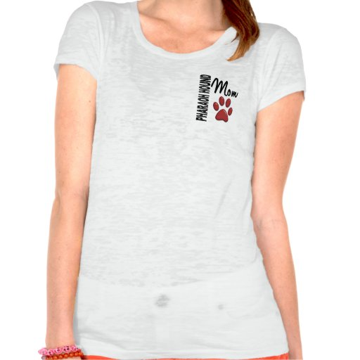 Mamã 2 do cão do faraó t-shirt