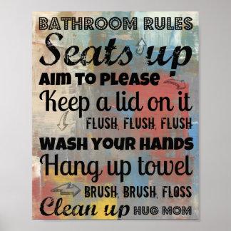 Mamã 8x10 do abraço do poster | das regras do