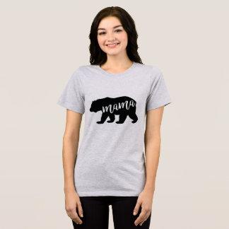 Mama Carregamento Camisa