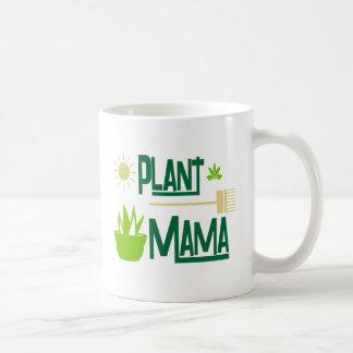 Mama Clássico Caneca da planta