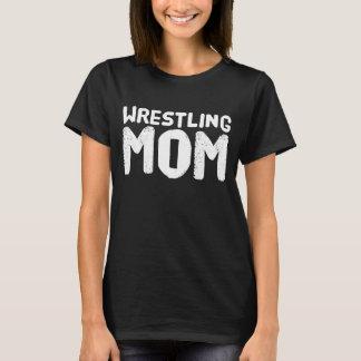Mamã da luta camiseta