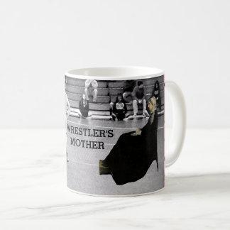 mamã da luta caneca de café