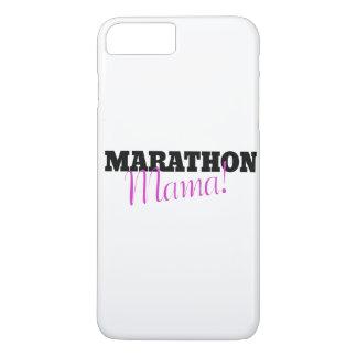 MAMA da maratona Capa iPhone 7 Plus