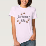 Mamã de Labradoodle T-shirts
