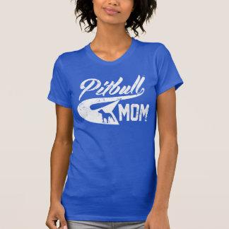 Mamã de Pitbull Tshirts