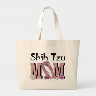 MAMÃ de Shih Tzu Bolsa