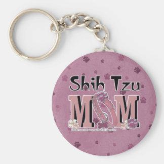 MAMÃ de Shih Tzu Chaveiro