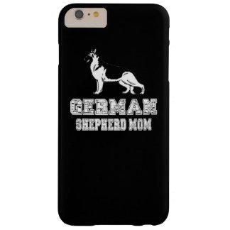 Mamã do german shepherd capas iPhone 6 plus barely there