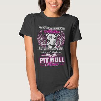 Mama do pitbull tshirt