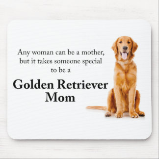 Mamã dourada Mousepad