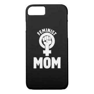 mamã feminista capa iPhone 7