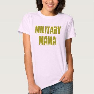 Mama militar tshirt