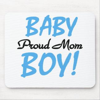 Mamã orgulhosa do bebé mouse pad