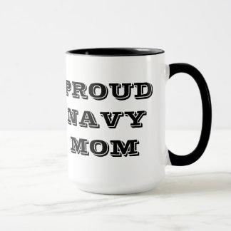 Mamã orgulhosa do marinho da caneca