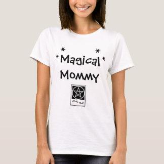 Mamães mágicas - dia das mães - camisa do T da