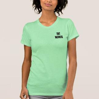 Mamas sul do condado de TNT Camisetas