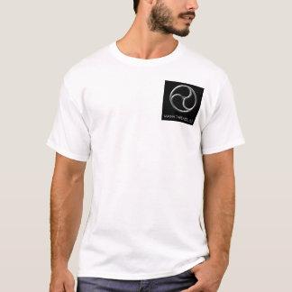 Mana rosqueia a camisa - um logotipo do bolso, uma