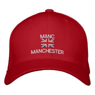 Manc - nativo de Manchester da bandeira de Manches Bones