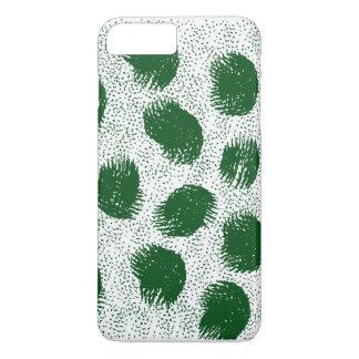 Manchas do verde capa iPhone 7 plus