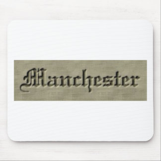 manchester Co. Mousepad