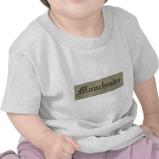 manchester Co. Camisetas