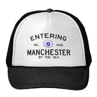 Manchester entrando, pelo mar do Th Boné