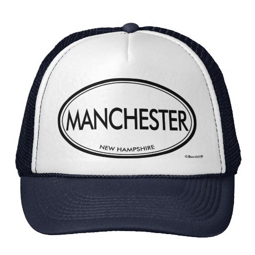 Manchester, New Hampshire Bonés