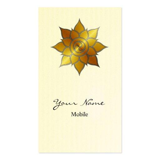 Mandala Cartão De Visita