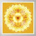 Mandala cura 1 impressão