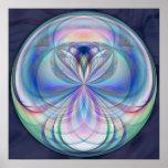 Mandala da claridade - impressão dos trabalhos de
