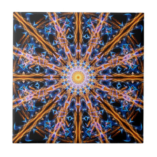 Mandala da estrela da alquimia