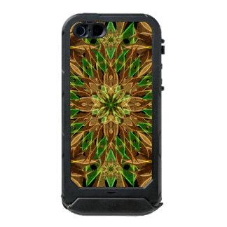 Mandala da estrela da natureza capa incipio ATLAS ID™ para iPhone 5