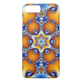 Mandala da vida do oceano capa iPhone 8 plus/7 plus