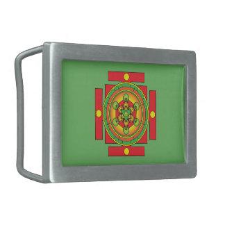 Mandala de Merkaba do cubo de Metatron