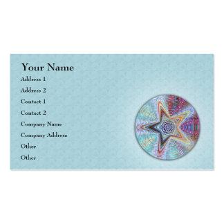 Mandala de Starquake • Cartão de visita