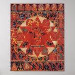 Mandala de Vajravarahi Poster