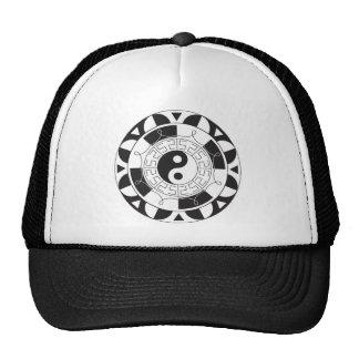 Mandala de Yin Yang Boné