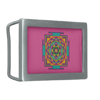 Mandala do cubo de Metatron