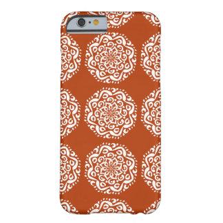Mandala do Henna Capa Barely There Para iPhone 6